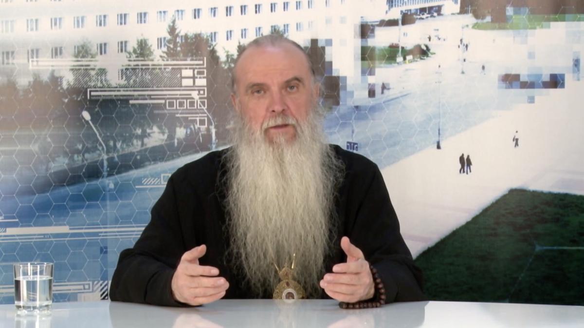 Владыка Мефодий принял участие в телепрограмме «С духовником о том… о сем…» на телеканале РИМ ТВ