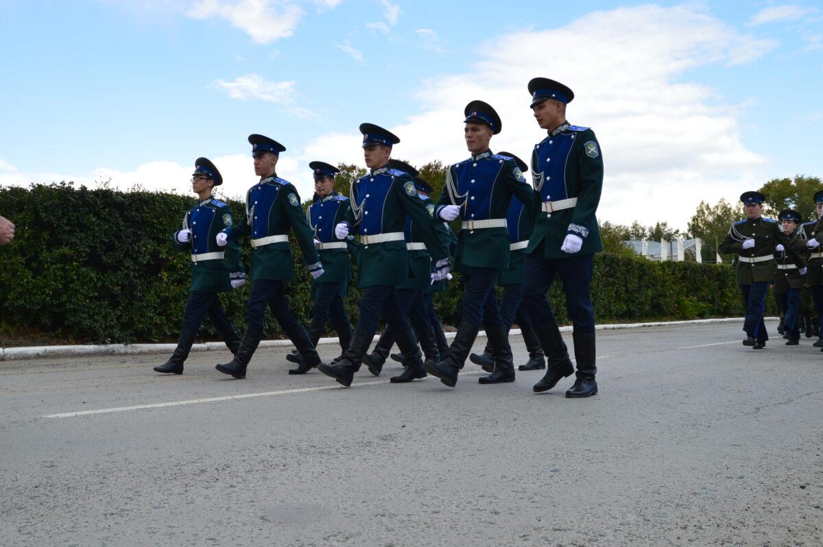 Юбилей кадетского корпуса